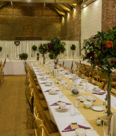 A unique and versatile venue for your perfect wedding.