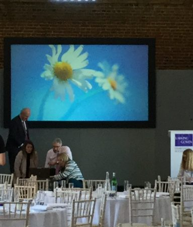 The perfect venue for your business presentation or conference